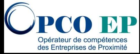 Logo de l'OPCO des entreprises de proximité