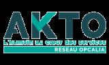 Logo AKTO réseau Opcalia